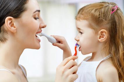 Kako naviknuti dete na stomatologa