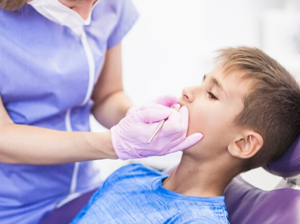 Parodontopatija kod adolescenata