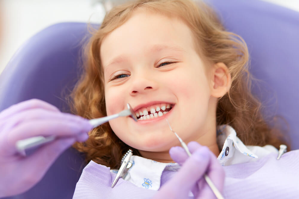 Karijes na mlecnim zubima