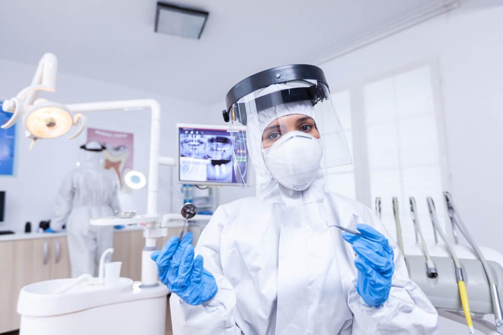 Korona virus i posete stomatologu